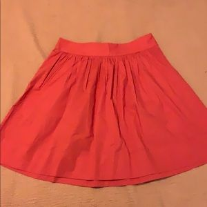 Banana Republic size 2, pink skirt